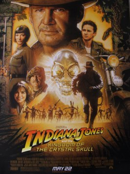 Indiana Jones & The Kingdom of the Crystal Skull